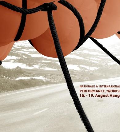 norsk festival for dans og film