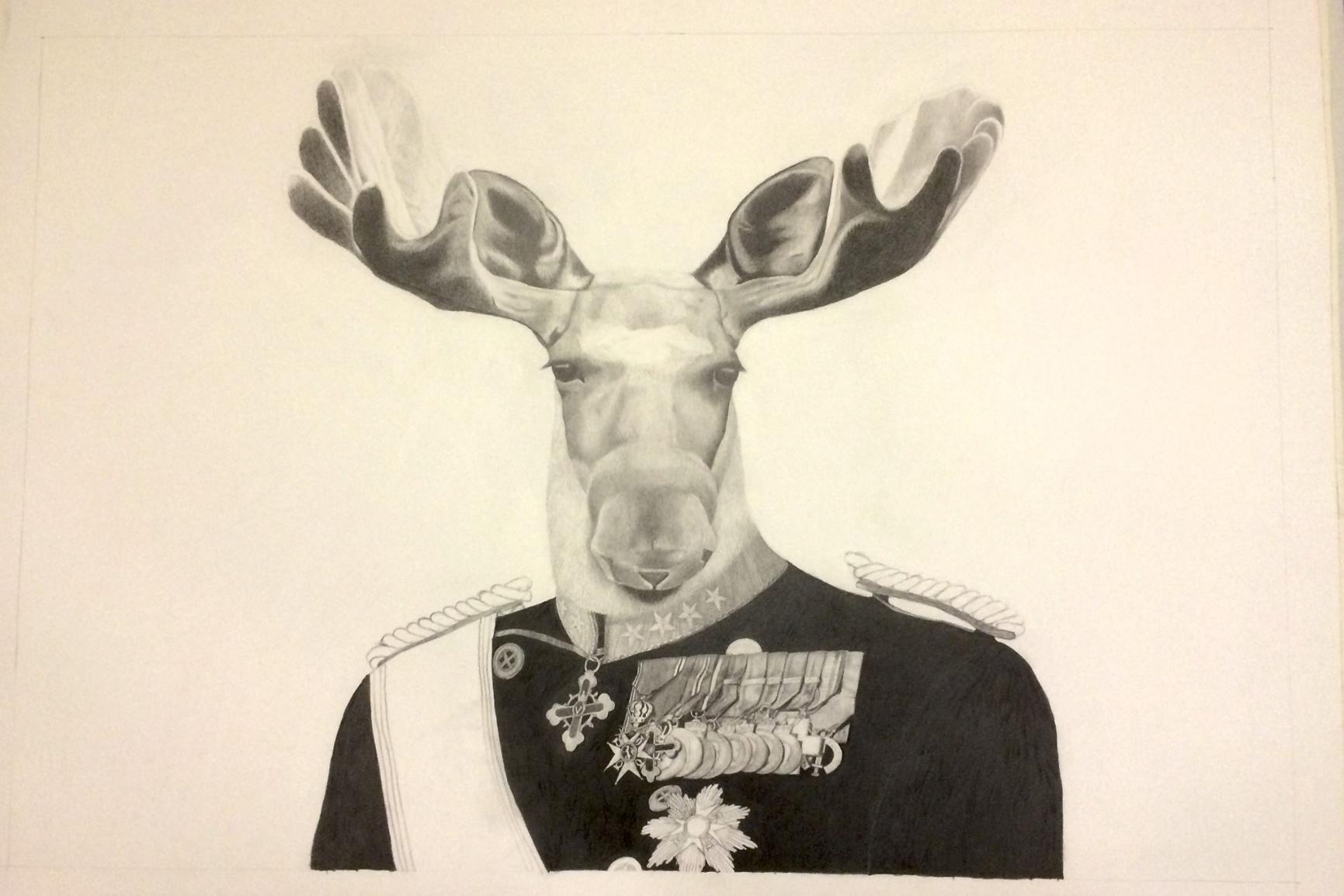 Billedkunstner Johan Ask Vikse